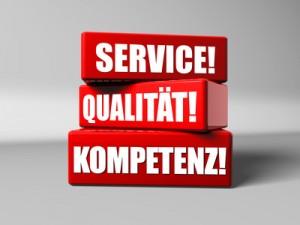 Qualität Dienstleistung