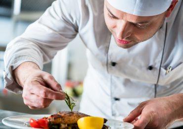 Führungskraft Küchenchef