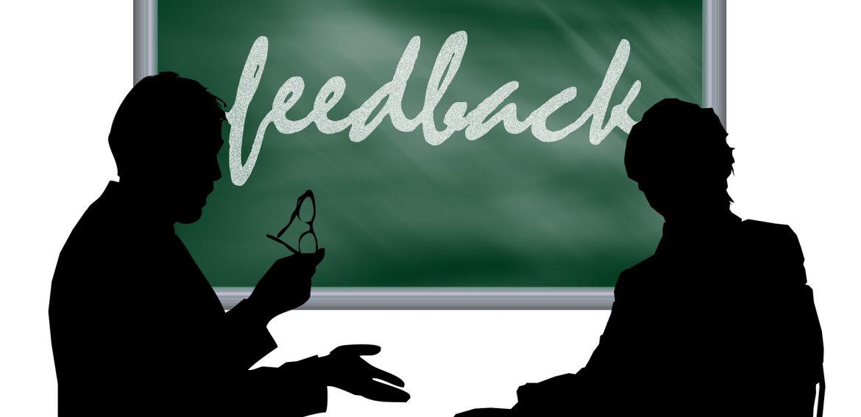 Feedback geben – gewusst wie